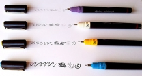 Stilouri pentru desen tehnic