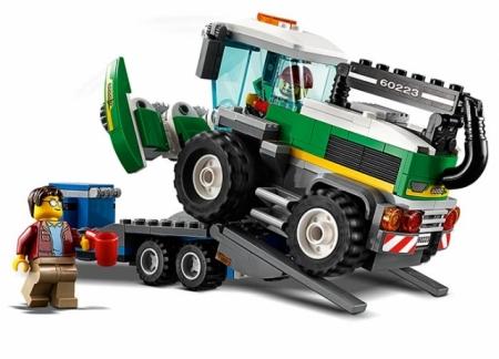 Transportor de seceratoare