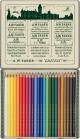 Creioane Colorate 24 Culori 111 Ani Polychromos Faber-Castell