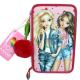 Penar echipar cu 3 compartimente Top Model Cherry