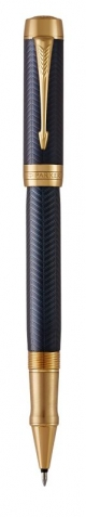ROLLER DUOFOLD ROYAL PRESTIGE BLUE CHEVRON GT