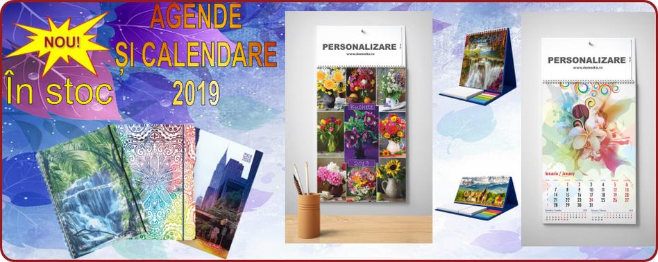 Agende si calendare 2019