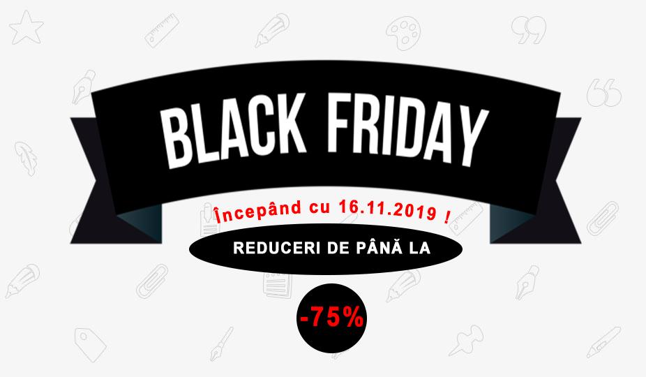 Black Friday 2019!