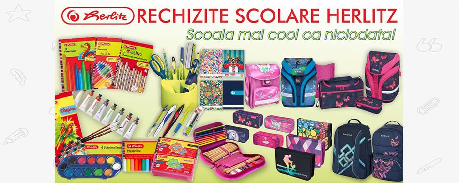 Scoala - colectia 2018 Herlitz